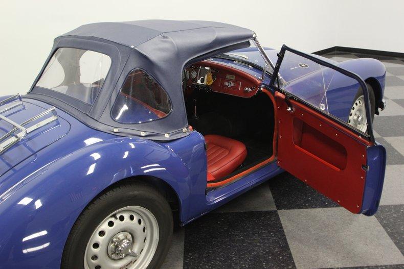 1959 MG MGA 62