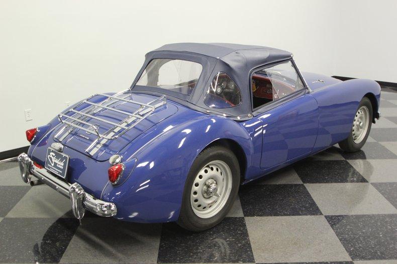 1959 MG MGA 31