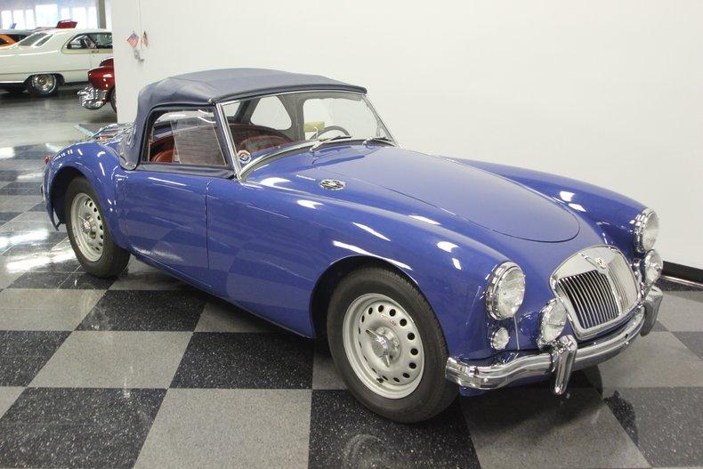 1959 MG MGA 32