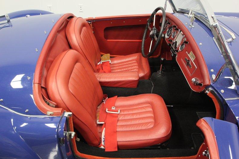 1959 MG MGA 56