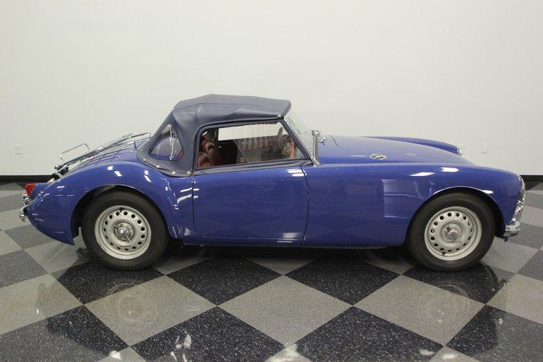 1959 MG MGA 33