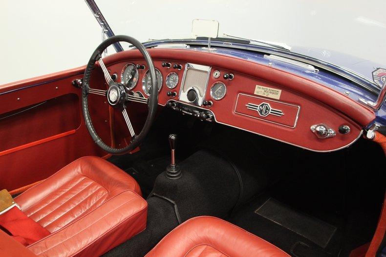 1959 MG MGA 57