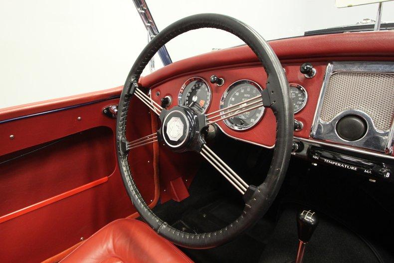1959 MG MGA 58