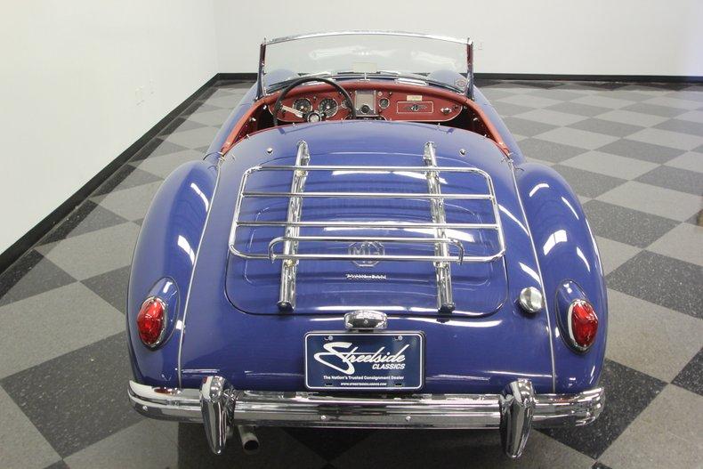 1959 MG MGA 28