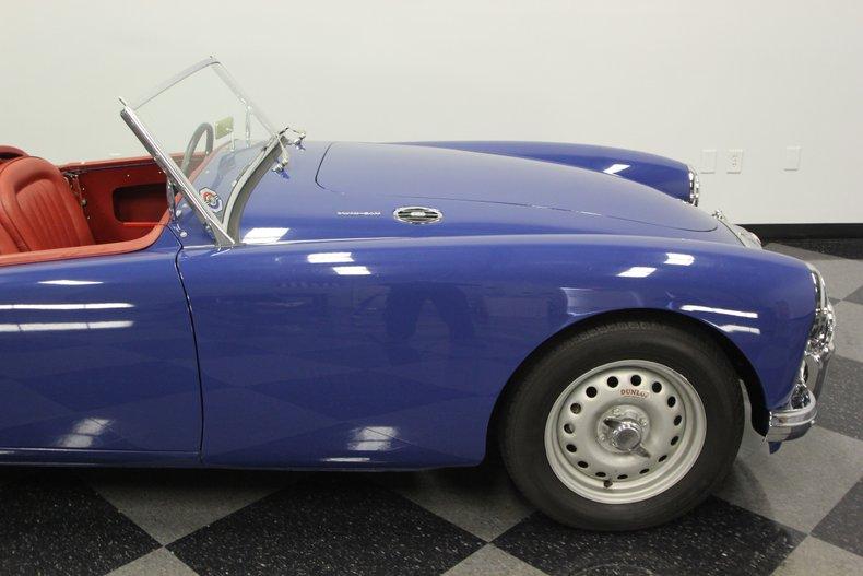 1959 MG MGA 36