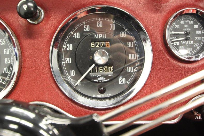 1959 MG MGA 52