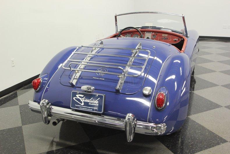 1959 MG MGA 12