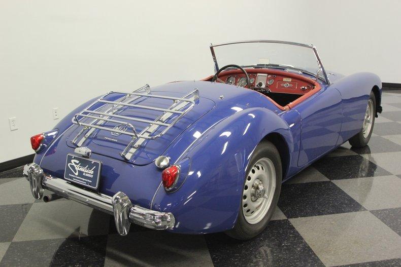 1959 MG MGA 13