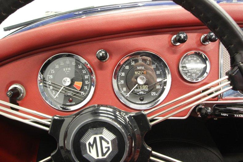 1959 MG MGA 59