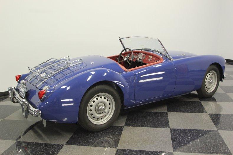1959 MG MGA 14