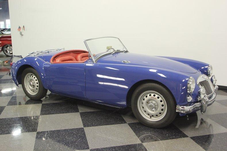 1959 MG MGA 16