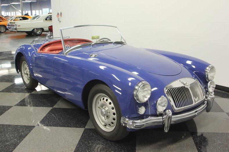 1959 MG MGA 17