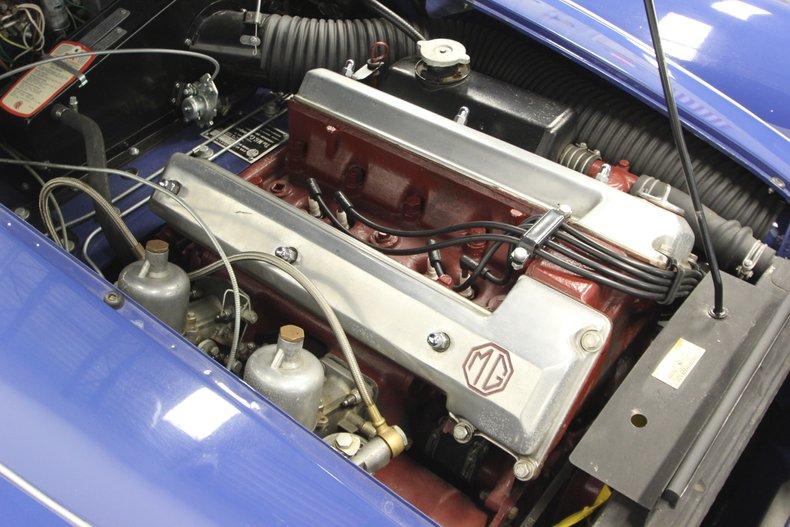 1959 MG MGA 40