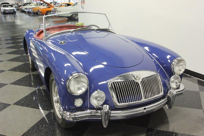 1959 MG MGA 18