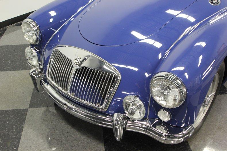 1959 MG MGA 22