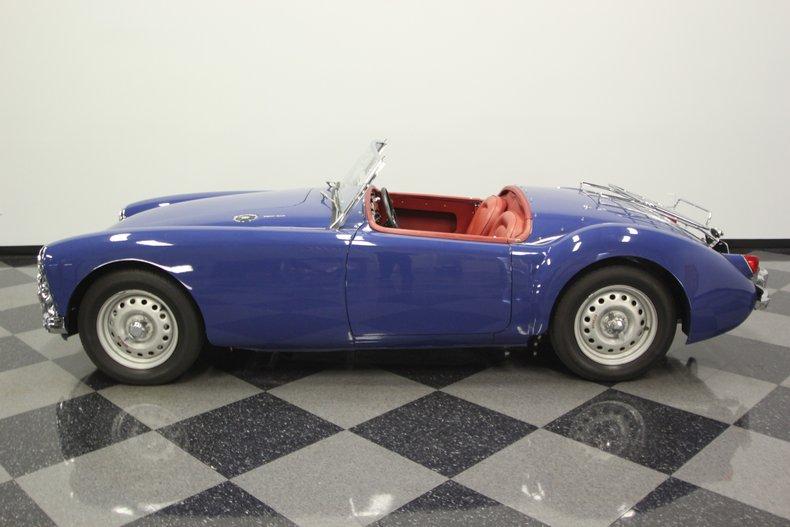 1959 MG MGA 2