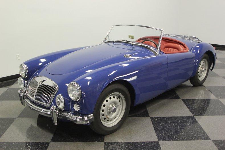 1959 MG MGA 21