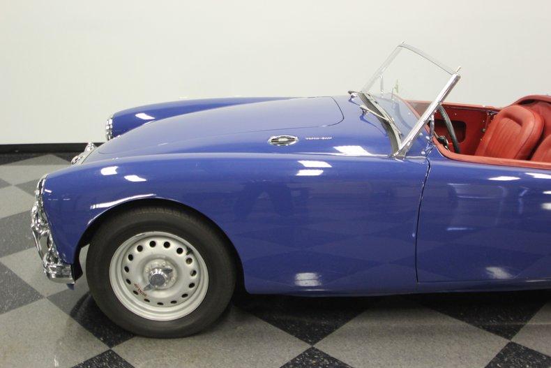 1959 MG MGA 25