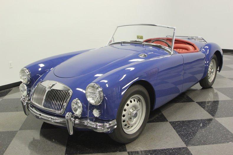 1959 MG MGA 5