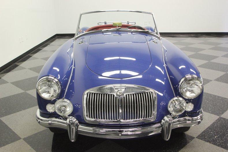 1959 MG MGA 19