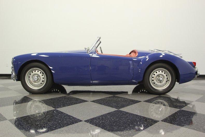 1959 MG MGA 24