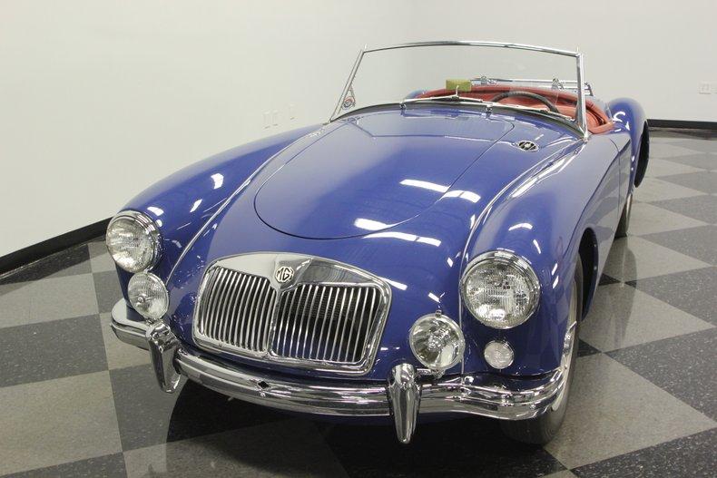1959 MG MGA 20