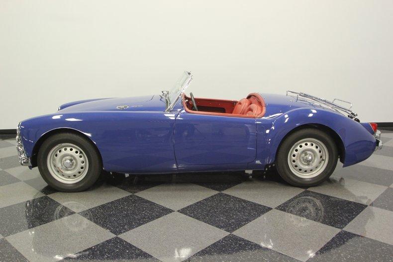 1959 MG MGA 7