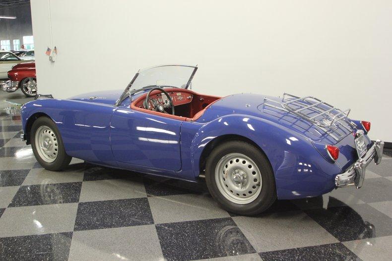 1959 MG MGA 8