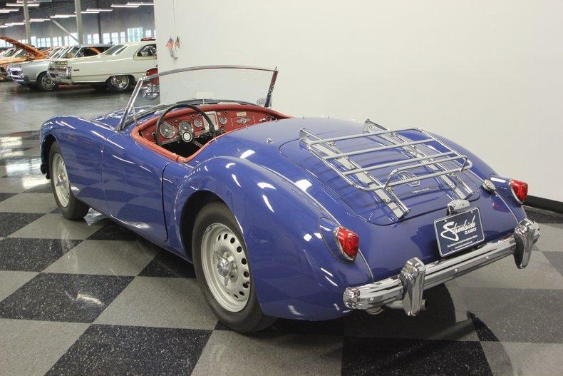 1959 MG MGA 9