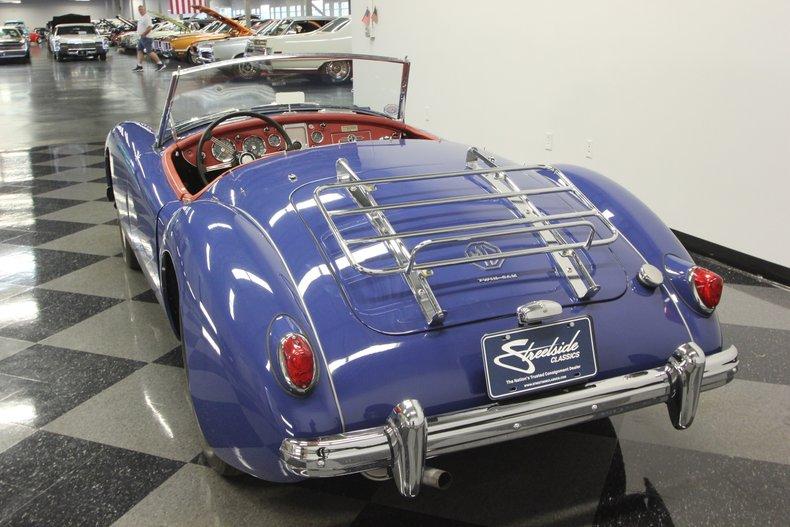 1959 MG MGA 10