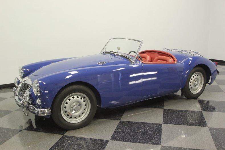 1959 MG MGA 6