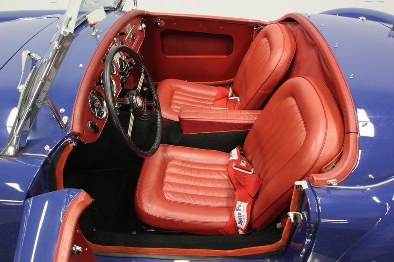 1959 MG MGA 4