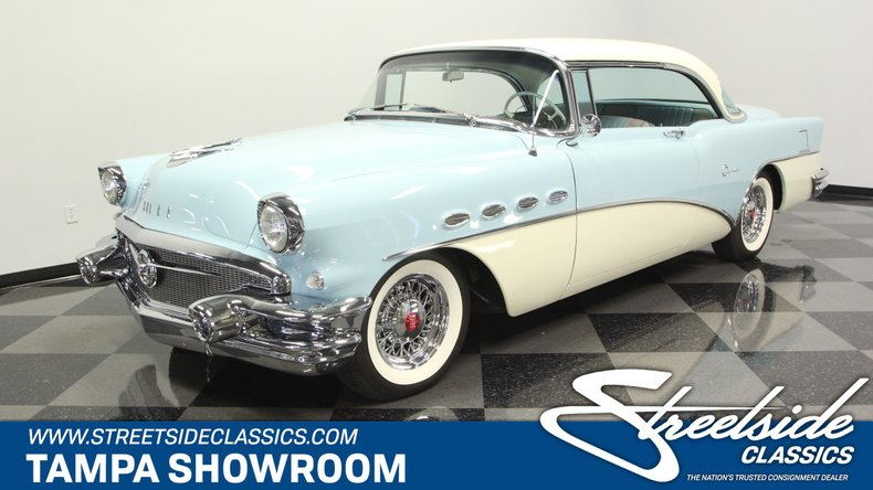 For Sale: 1956 Buick Super