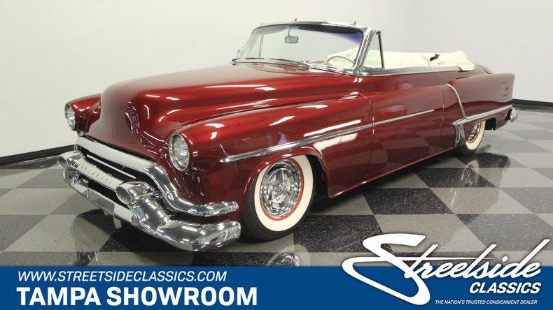 For Sale: 1953 Oldsmobile Super 88