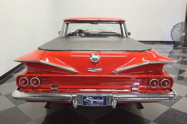 1960 Chevrolet El Camino 29