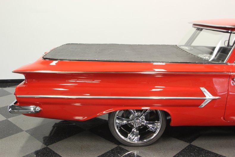 1960 Chevrolet El Camino 33