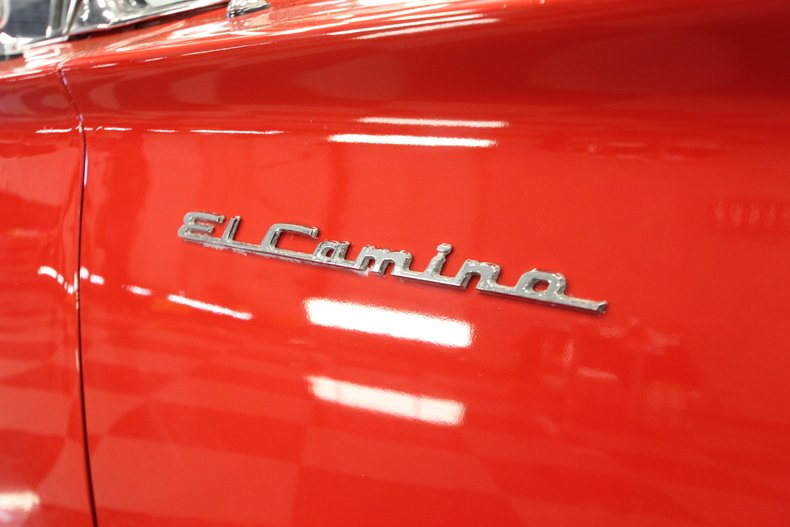 1960 Chevrolet El Camino 66