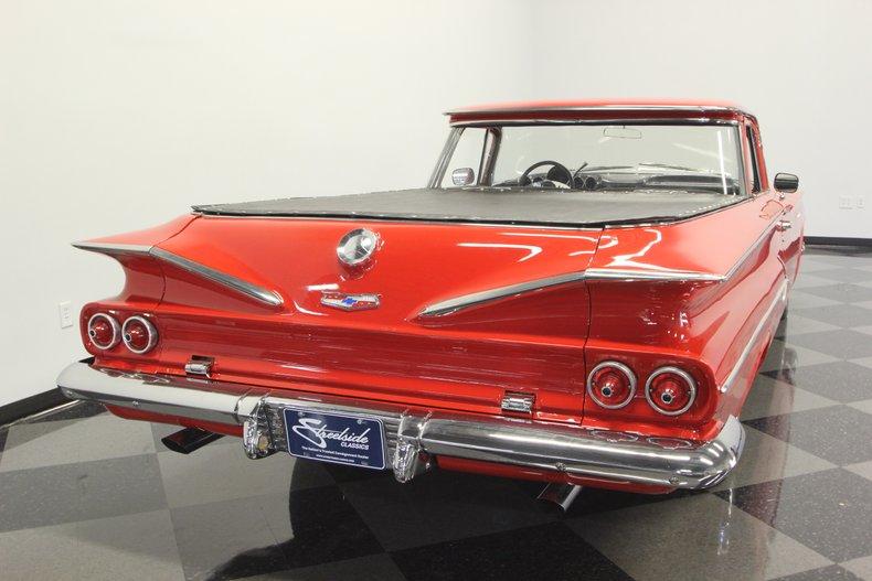 1960 Chevrolet El Camino 12