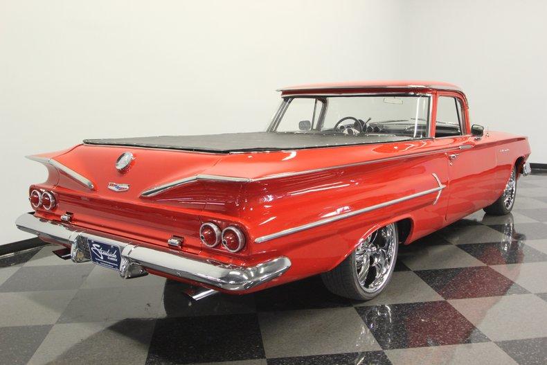 1960 Chevrolet El Camino 13