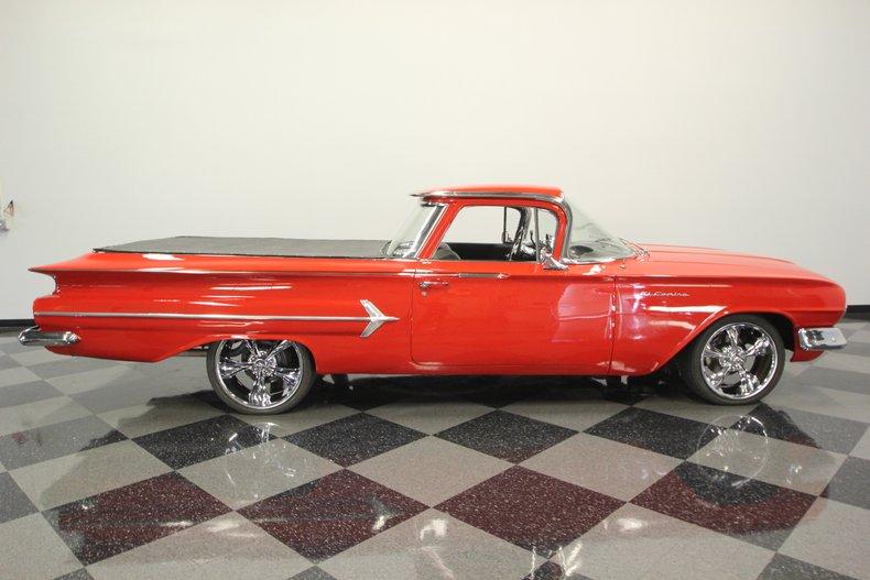 1960 Chevrolet El Camino 15