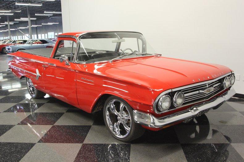 1960 Chevrolet El Camino 17