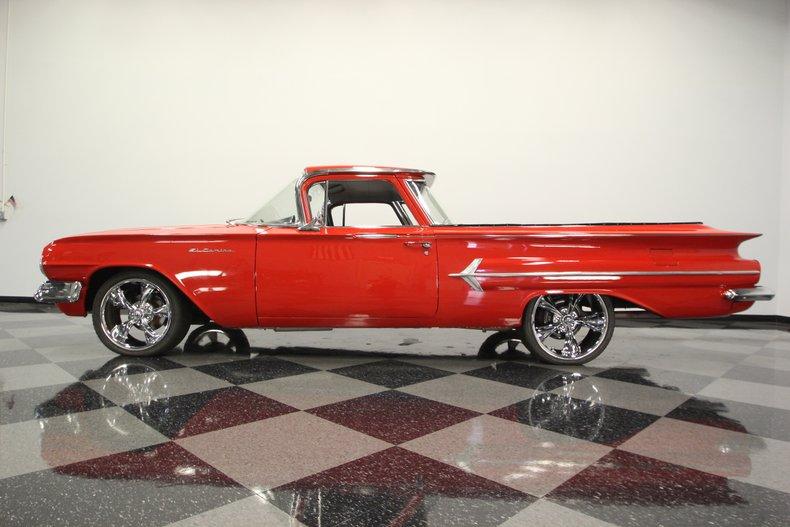 1960 Chevrolet El Camino 24