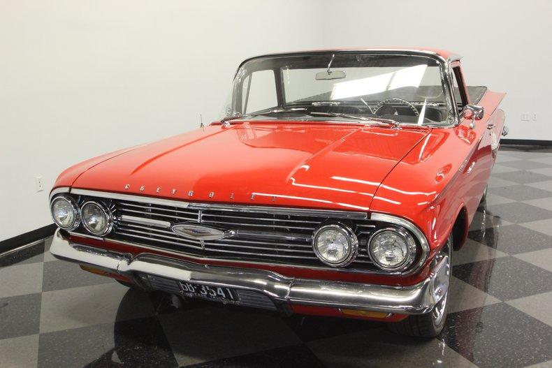 1960 Chevrolet El Camino 20