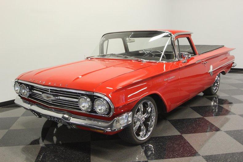 1960 Chevrolet El Camino 5