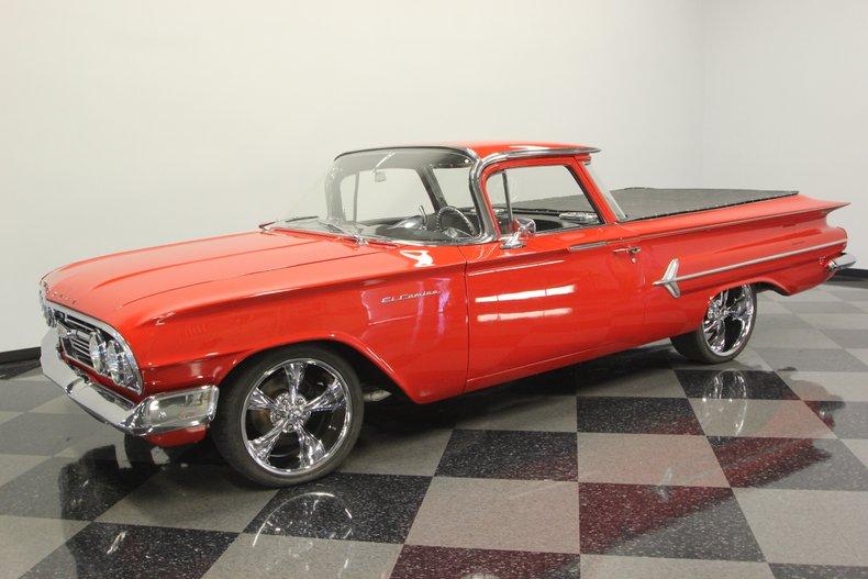 1960 Chevrolet El Camino 6