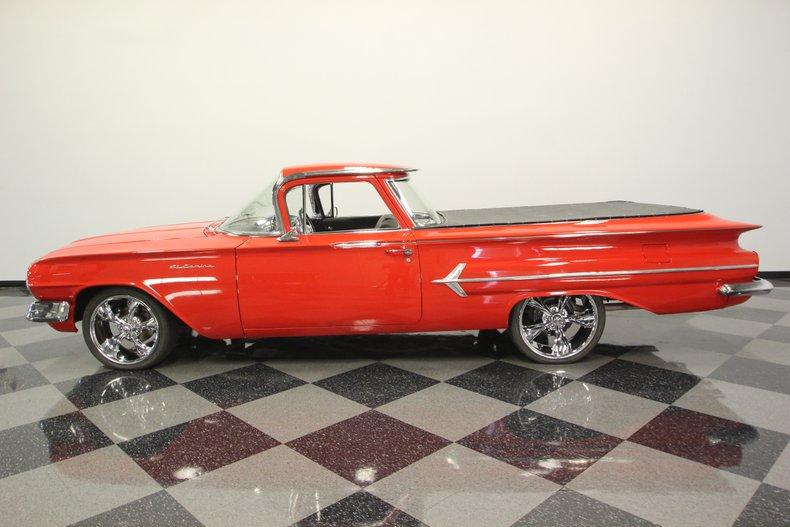 1960 Chevrolet El Camino 7