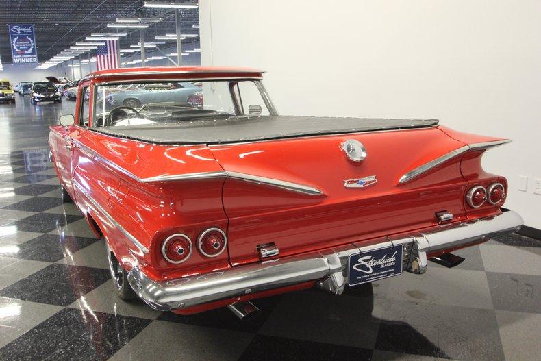 1960 Chevrolet El Camino 10