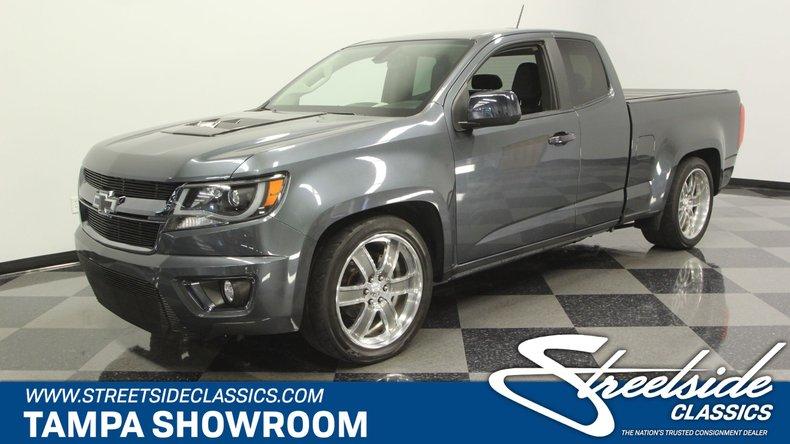 For Sale: 2015 Chevrolet Colorado