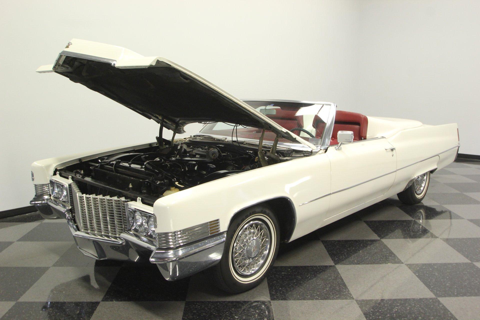1970 Cadillac DeVille | Streetside Classics - The Nation's