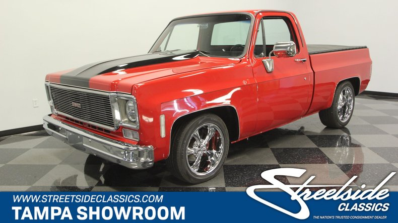 For Sale: 1976 GMC C15